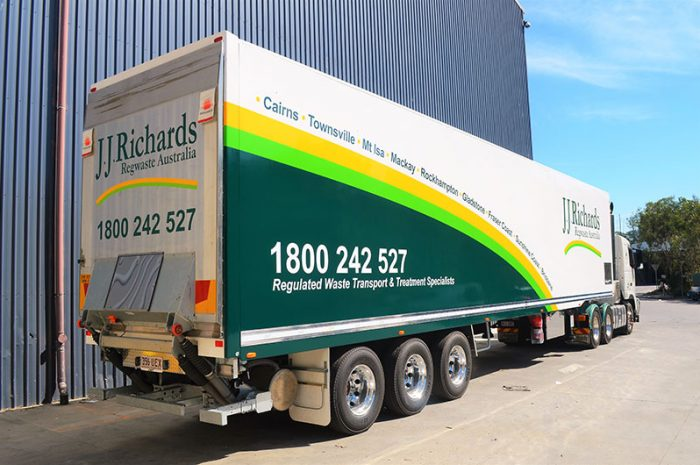 Clinical Waste Services Jj Richards Amp Sons