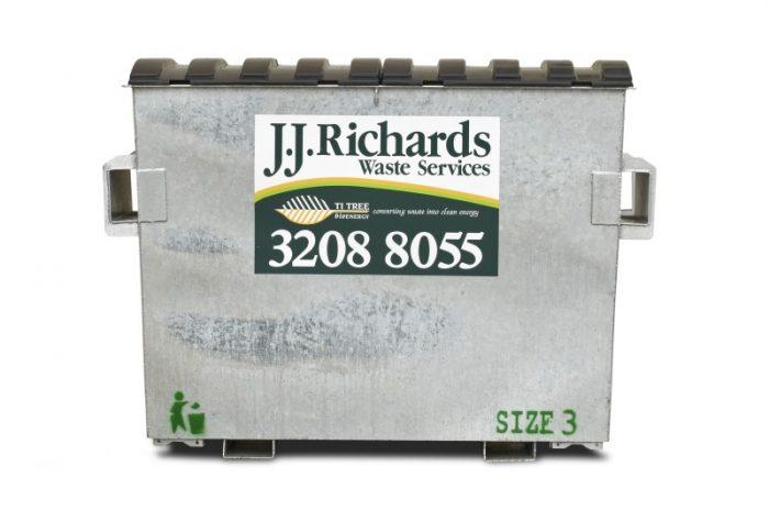 Industrial Bin Services J J Richards Amp Sons