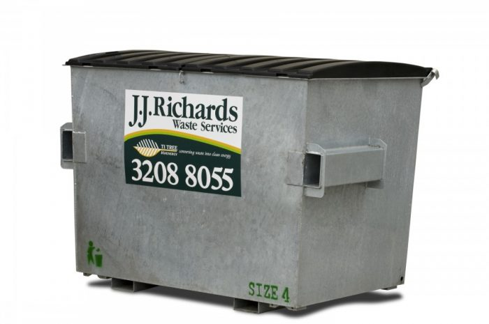 Industrial Bin Services Jj Richards Amp Sons