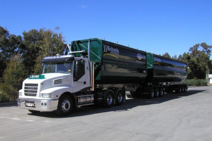Multi Lift Transport J J Richards Amp Sons