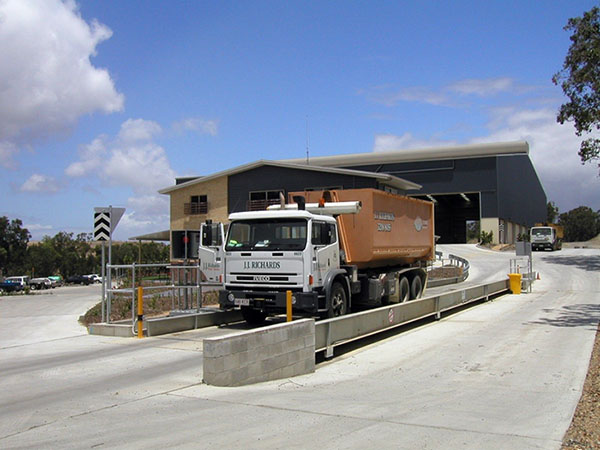 Opened Stapylton Transfer Station